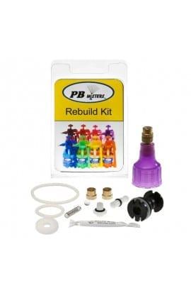 Rebuild Kit for Pressure Relief Misters- Purple