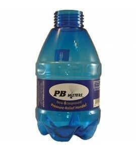 PB Misters PR Replacement bottle- Blue